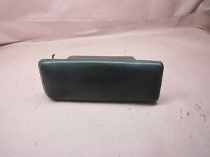 1970 1981 Trans Am Firebird Glove Box Door Console
