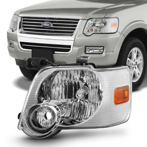 2006 2010 Ford Explorer Headlight Headlamp Replacement Factory Left Driver Side