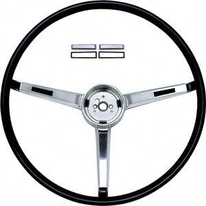 Oer Reproduction Deluxe Ss Steering Wheel 1967 Chevy Ii Nova And Chevelle