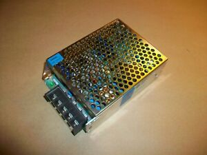 Cosel 12 Vdc Power Supply R50u 12 100 120vac In 12vdc 4 2amp Out