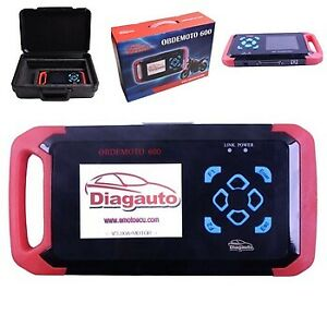 2020 New Professional Motorcycle Diagnostic Scanner Tool For Honda Obdemoto600