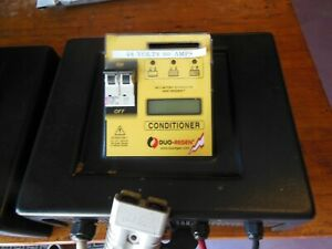 48v 60a Used Charger For Floor Scrubber And Sweeper Golf Carts And More