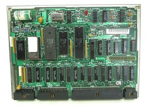 Gilbarco Gas Pump Controller Board T15841 g1 New Old Stock