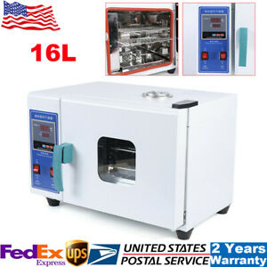 16l Electrothermal Constant temp Incubator Pid Control For Microbial Fermented