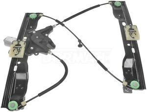 Power Window Motor And Regulator Fits 2012 2018 Ford Focus Dorman Oe Solutions
