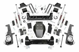 7 Suspension Lift 2020 Chevy Silverado 2500hd Gmc Sierra 2500hd Models