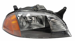 1998 2001 Chevrolet Metro Passenger Right Side Headlight Lamp Assembly