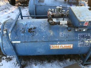 Construction Heater Sure Flame 1 500 000 Btu