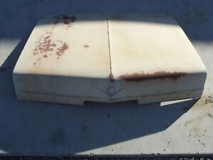1966 Cadillac Trunk Lid No Shipping Local Pickup Only Coupe Deville