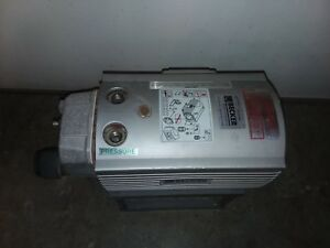 Becker Dt 4 16 Pump Oil less Rotary Vane Compressor 3 Ph Tefc Motor