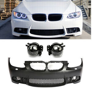 M3 Style Front Bumper Cover For Bmw E92 E93 328i 335i Coupe Convertible 07 10