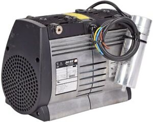 Jun air Of302 0 60hp 6 6a 120 240v 60hz 1650rpm Ac Oil less Motor