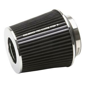 Edelbrock 43640 Pro flo Air Cleaner Element Air Filter Cone 6 7in