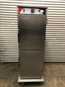 Heated Holding Hot Food Cabinet Enclosed Pass Thru Nsf Bevles Htsd74p34 3462
