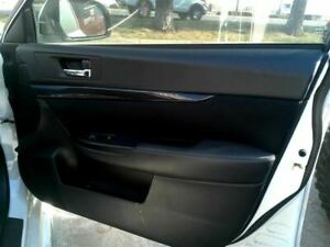 Legacy 2013 Door Trim Panel Right Front Black