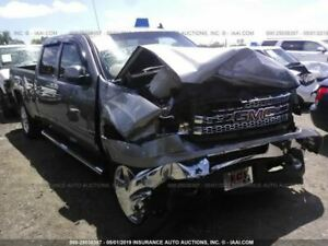 Turbo supercharger Fits 11 16 Sierra 2500 Pickup 1259254