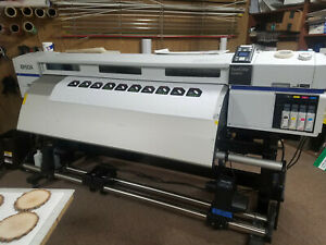 Epson S 30675 Large Format Printer With Onyx Gama Print