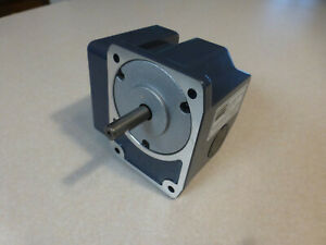 Dayton Continuous Speed Reducer 23l411 5 1 Ratio Gear Box