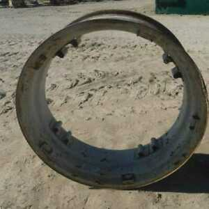 Used 14 x 38 8 Loop Rim Compatible With Ford 6610 5610 6710 7610 7710 4130