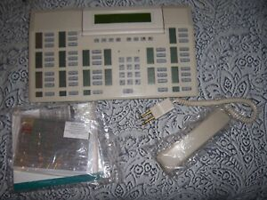Refurbished Nortel Meridian M2250 Receptionist Console Nt6g00 With Handset ash