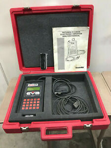 Ford Rotunda 014 00344 Vehicle Electronic Vibration Analyzer Tool Set J 38792