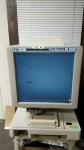Eye Communication Systems Printmaster 10 000 Microfiche Microfilm Reader Printer