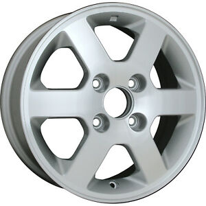 63819 Refinished Honda Accord 1998 1999 15 Inch Aluminum Wheel Rim Oe