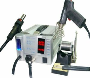 Aoyue 2702a All In One Digital Hot Air Rework Station