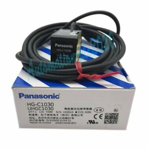 New Panasonic Hg c1030 Reflective Optical Sensor 1 181 30mm Npn