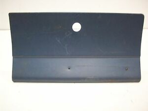 65 66 1965 1966 Ford Car Galaxie Dash Glove Box Door Lid Cover Hinge