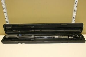Snap On Atech3fr250 1 2 Drive Electronic Angle Torque Wrench 250 Ft Lb In Case