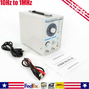 Low Frequency Audio Signal Generator Power Cord Test Clip 10hz 1mhz Tag 101 5w