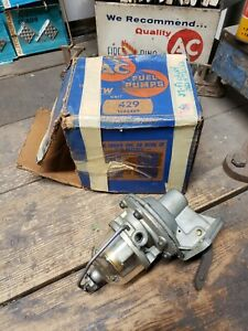 Nos 1937 To 1951 Chevrolet Car Truck Single Action Fuel Pump Ac 429 Usa New