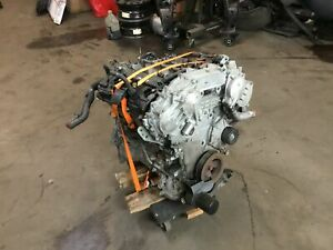 Nissan Altima Engine Motor 3 5l 07 08 2007 2008