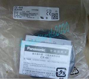 New Panasonic Cx 444 Reflective Optical Sensor 3 937 100mm Npn