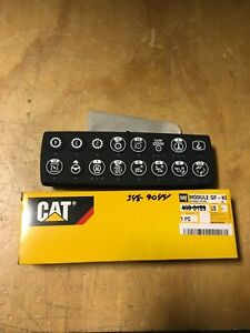 Caterpillar Cat Wheel Loader Keypad Module 348 9044 460 3189 New