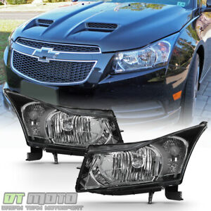 2011 2012 2013 2014 2015 Chevy Cruze Headlights Headlamps Replacement Left right