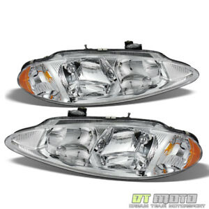 1998 2004 Dodge Intrepid Factory Style Headlights Lamps Left right Replacement