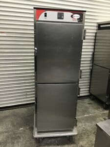 Heated Holding Hot Food Cabinet Enclosed Pan Pass Thru Nsf Bevles Htsd 3512