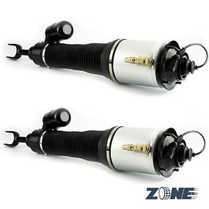 1 Pair New Air Suspension Shock For Vw Phaeton V8 Bentley Front L r 3d0616040ad