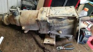 1946 Willys Core Manual Transmission 3 Speed W Over Drive 644512