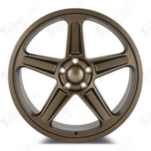 Demon Style 20x9 5 10 5 Bronze Wheels set Of 4 Fits Dodge Charger 2006 2019