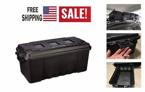 Xxl Pickup Truck Trunk Bed Storage Tool Box Garage Trailer Chest Heavy Duty