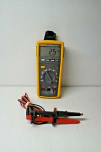 Fluke 233 a True Rms Remote Display Digital Multimeter