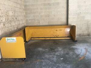 Snow Pusher Blower Attachment For Sale