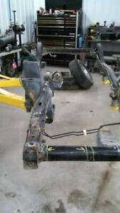 Jeep Tj Wrangler Right Hand Drive Oem Frame Rhd 4 0l Clean No Rust 03 06 13038
