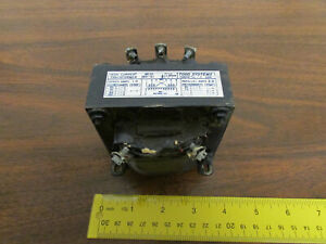 Todd Systems High Current Power Transformer Cat No 120 01