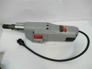 Milwaukee 4090 Dynodrill 2 1 2 8 Diamond Coring Motor 375 750 Rpm