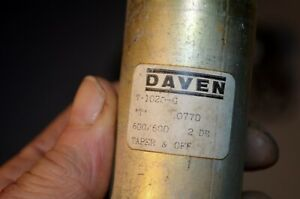 Daven Audio Step Attenuator T 1020 g T Network 2 Db Steps Taper And Off