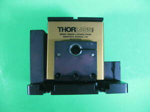 Thorlabs Transition Block 3 axis Xyz Mde330th Used